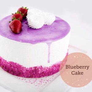 blueberry cake delivery in Amman Jordan