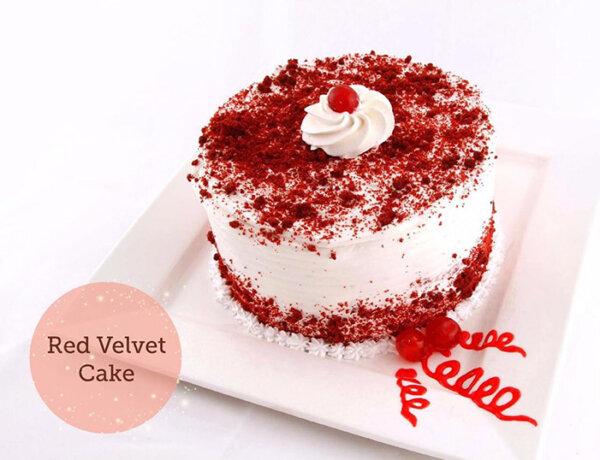 red valvet cake online delivery in Amman Jordan