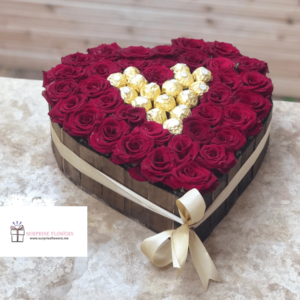 Flower and chocolate delivery Amman Jordan