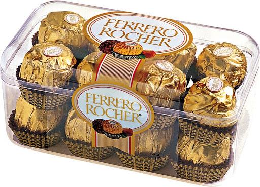 شوكولاتة فريرو روشيه 16 حبة