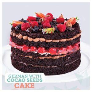 cocao seeds cake online in Amman Jordan