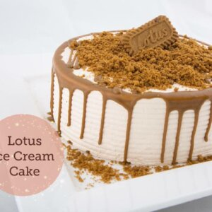 ice lotus cake delivery in Amman Jordan