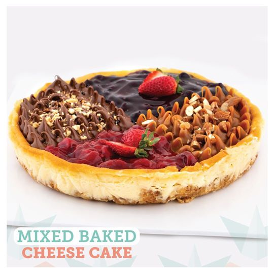 mix baked cake delivery in Amman Jordan