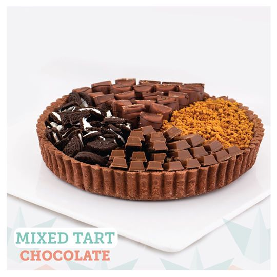 mixid tart cake delivery in Amman Jordan