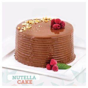 nutella cake online in Amman Jordan