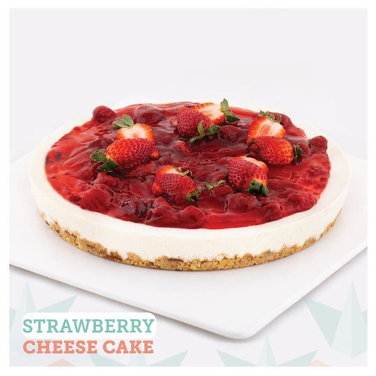 strawberry cake online in Amman Jordan