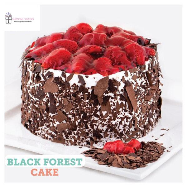 black forest cake delivery in Amman Jordan