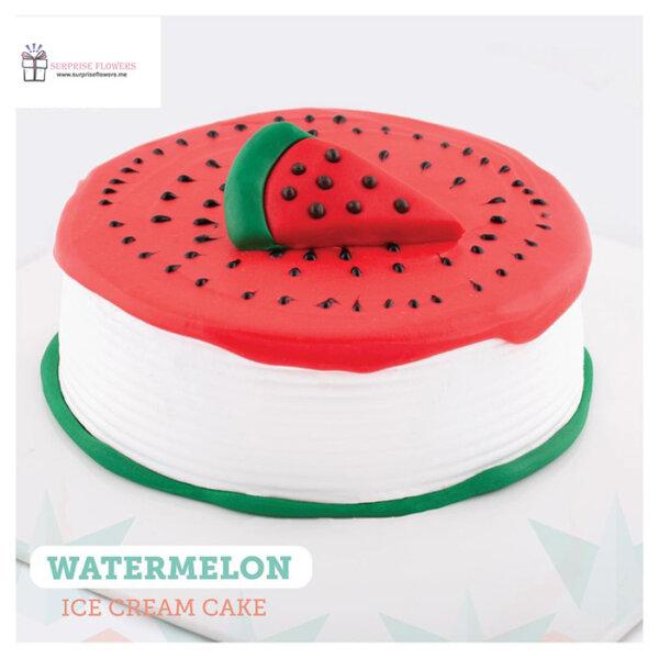 watermelon cake online in Amman Jordan
